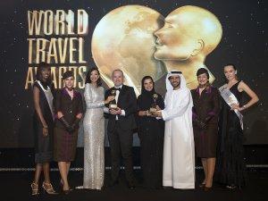 Etihad Airways Orta Doğu'nun en iyi havayolu seçildi