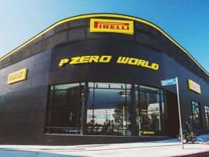 Pirelli'den dünyada bir ilk
