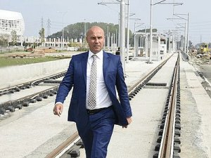 Samsun Tekkeköyde tramvay heyecanı