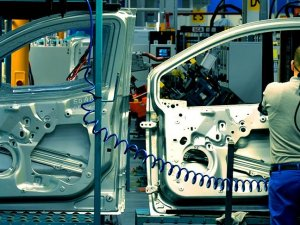 Sanayi üretim endeksi yüzde 9,4 arttı