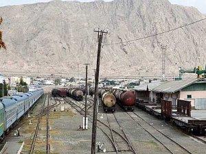 Türkmenistan uluslarası demiryolunu tamamlıyor