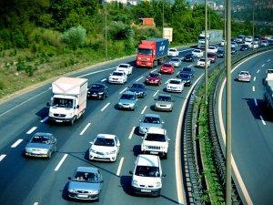 Trafiğe kayıtlı araç sayısı 20 milyon 729 bin 666 oldu