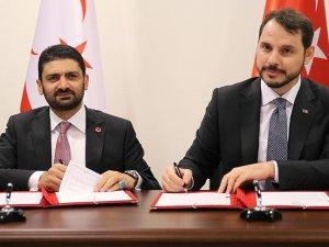 Türkiye ile KKTC enerjide iş birliğine gidiyor