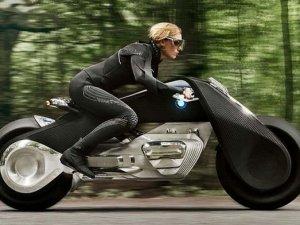 BMW, Motorrad Vision Next 100 ile geleceği hedefliyor