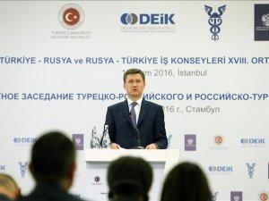 'Türkiye ve Rusya arasındaki yıllık ticaret hacmini 3 milyar dolara çıkarmayı hedefliyoruz'