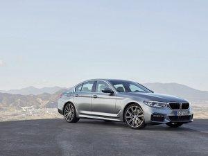 Yeni BMW 5 Serisi resmen tanıtıldı