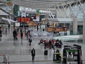 Atatürk Havalimanı'nda karga alarmı