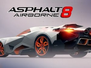 Asphalt 8: Airborne'a yeni araçlar eklendi