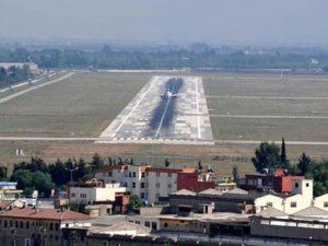 Bolu'da havalimanı çalışmaları sürüyor