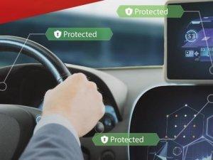 Akıllı otomobiller için Antivirüs yazılımı duyuruldu