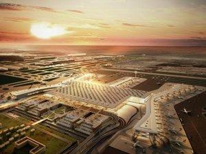İstanbul Yeni Havalimanı'nda alan kiralama süreci başladı