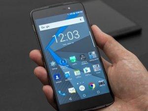 BlackBerry DTEK60 resmen görüntülendi