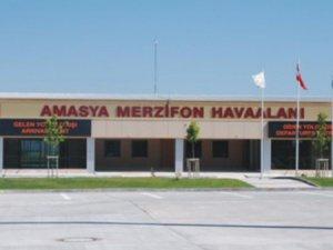 Merzifon Havaalanı açılıyor