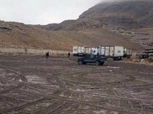 İran 100 Türkiyeli TIR şoförünü tehdit etti