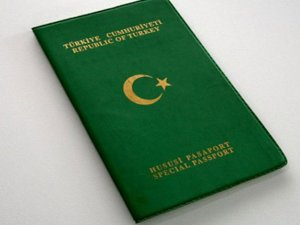 15 bin ihracatçıya yeşil pasaport geliyor