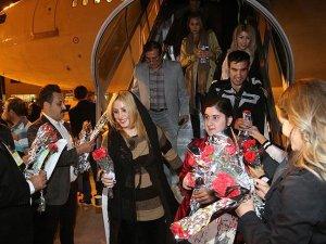 Tahran'dan Denizli'ye charter seferleri başladı