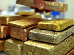 İran'ın altınını Kazakistan rafine edecek