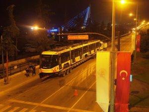 Samsun'da yerli tramvay hizmete başladı
