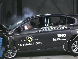 Fiat Egea HB, Euro NAP güvenlik testine girdi