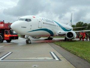 Tailwind iki uçağı iade etti