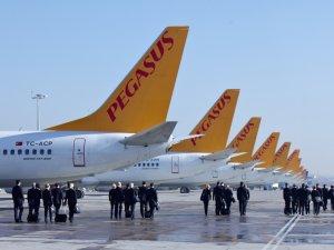 Pegasus Ankara-Kiev seferlerine başlıyor