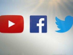 Facebook, Twitter ve YouTube engellendi!