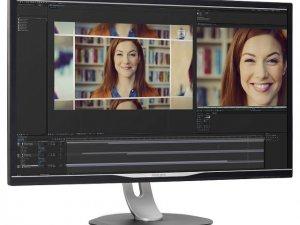 Philips Yeni 4K LCD ekranlı monitörünü duyurdu