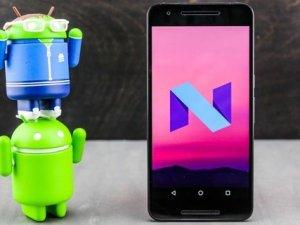 Android 7.0 Nougat kullanım oranı açıklandı