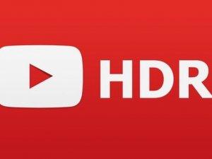 YouTube'a HDR desteği geldi