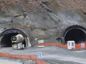 Ovit Tüneli'nde sona gelindi