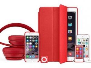 Apple'dan yeni RED ürünleri!