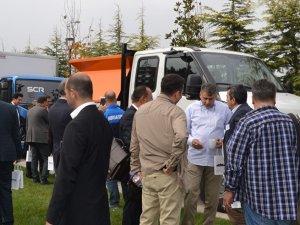 Iveco'nun en yeni araçları 105 üst yapıcıyla buluştu