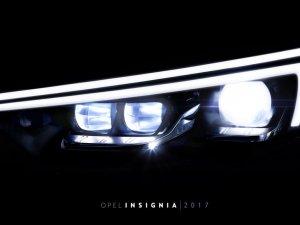 2017 Opel Insignia geliyor