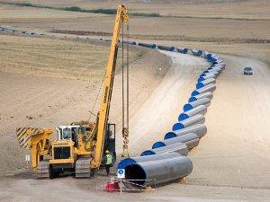 Türkiye-İsrail doğalgaz boru hattı projesi için ilk temas