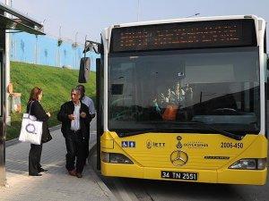 İETT otobüslerinde kadın yolcular için gece düzenlemesi yolda