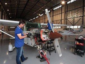 Yerli uçak Doğan'ın yarısı bitti
