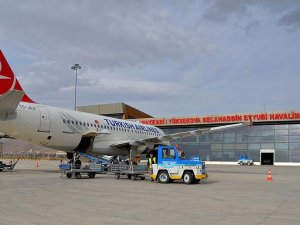 Selahaddin Eyyubi Havalimanı 2,5 ayda 27 bin yolcuyu ağırladı