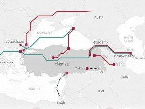 Doğalgazda kapılar Türkiye'ye açılacak