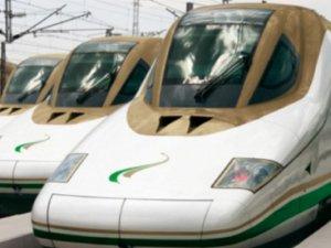 Mekke-Medine hızlı tren hattının açılışı 2018'e kaldı
