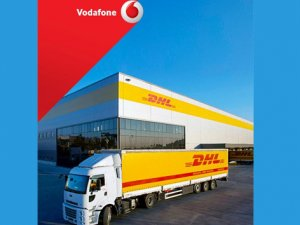 Vodafone ve Dhl Supply Chain'den yeni işbirliği