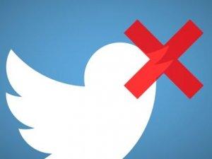 Twitter CEO'sunun hesabı askıya alındı!