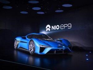 Nio EP9, dünyanın en hızlı elektrikli otomobili
