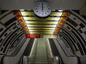 Üsküdar-Ümraniye-Çekmeköy metrosunda sona doğru