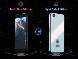Star Wars temalı telefonlar geliyor!