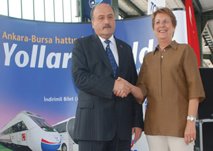 TCDD ile Kamil Koç'dan taşımada işbirliği