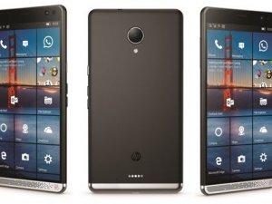 HP'den Windows 10 Mobile akıllı telefon geliyor