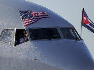 ABD - Küba arası tarifeli uçuşlar 55 yıl sonra yeniden başladı