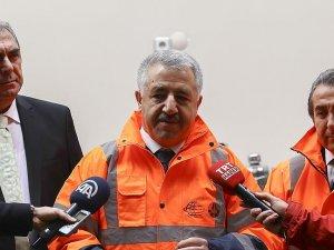 Ahmet Arslan: Kış ve karla mücadeleye hazırız