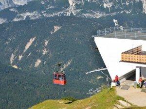 Avusturya'da dünyanın en yüksek kapasiteli teleferiği yapılıyor