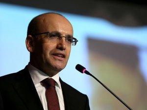 Mehmet Şimşek uluslararası yatırımcılarla görüştü
